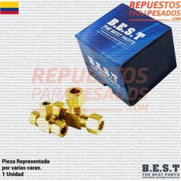 RACOR B64 3/16 X 3/16 X 3/16 BEST