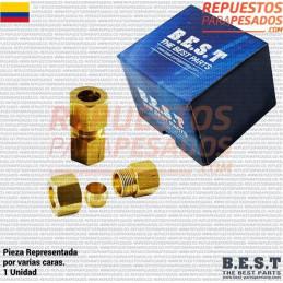 RACOR B66 3/16 X 7/16 RF BEST