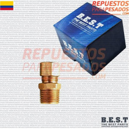 RACOR B68 3/16 X 1/4 BEST