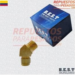 RACOR B69 3/8 X 3/8 45 BEST