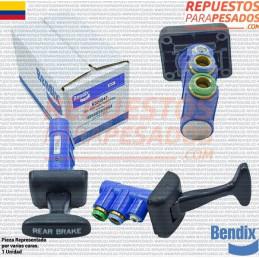 VALVULA CONTROL TCS-9000 AUTORETORNO FRENO TRASER BENDIX