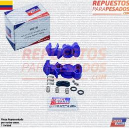 EMPAQUETADURA DE REPARACION VALVULA CONTROL DOBLE TIPO FULLER AE915 Y AE918 MASAN PARTS