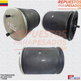 BOMBONA SUSPENSION TRAILER INCA-NEWAY 101021 PEGA