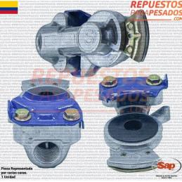 MANOS TRAILER AZUL -11452 -441126 SAP