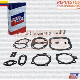 EMPAQUETADURA REPARACION CULATA COMPRESOR T400 CON ORINGS DE ALTA TEMPERATURA MASAN PARTS