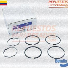 ANILLOS COMPRESOR BX2150 EN STD BENDIX