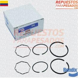 ANILLOS COMPRESOR BX2150 EN 0.30 BENDIX