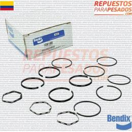ANILLOS COMPRESOR TUFLO 501 EN 0.30 BENDIX
