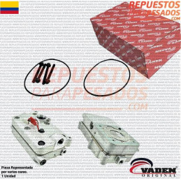 CULATA COMPRESOR MACK MP8 VADEN