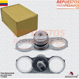PORTA TEFLONES MORDAZA ELSA 225/195 MERITOR