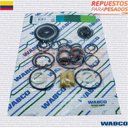 REPARACION BOMBA AIRE MERCEDES 914C - OF1721 -O500 WABCO