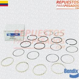ANILLOS COMPRESOR TUFLO 550/750 0.30 BENDIX