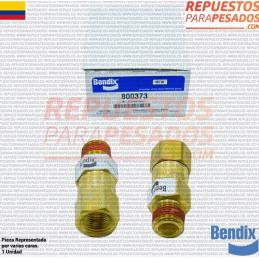 VALVULA RETENCION 3/8X3/8 BENDIX