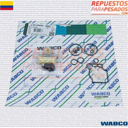EMPAQUETADURA REPARACION VALVULA FRENO MANO MB VW AGRALE WABCO