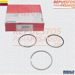 JUEGO DE ANILLOS (4 PCS) MOTOR MWM 4,10 MAHLE