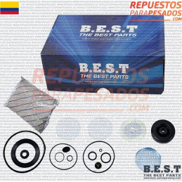 EMPAQUETADURA SECADOR DR-5 FVR BEST