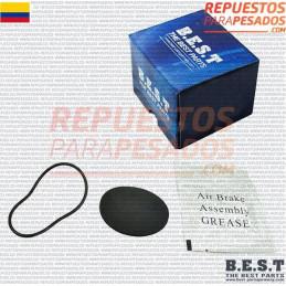 EMPAQUETADURA REPARACION VALVULA DESCARGA RAPIDA BEST