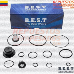 REPARACION BOMBA DE FRENO DOBLE TIPO HINO FC 500, FG1J,FM1J,RK BEST