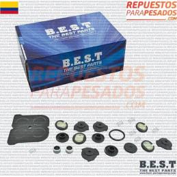 EMPAQUETADURA REPARO VALVULA 4 VIAS SCANIA BEST