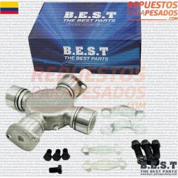 CRUCETA FORD F9000 CHEV BRIGADIER 71/2 MIXTA 5-510X CON GRAPA BEST