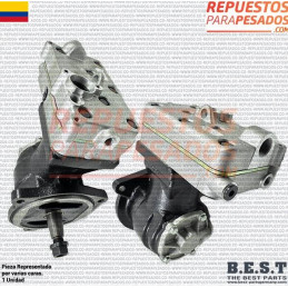 COMPRESOR PARA MACK MP8 BEST