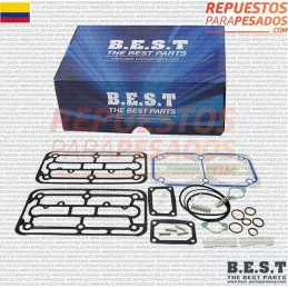 EMPAQUETADURA CULATA BENDIX DOBLE PISTON BEST