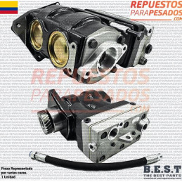 COMPRESOR MB O500 ARTICULADO OH 1836/912 510 1000 BEST