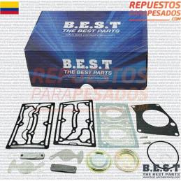 EMPAQUETADURA REPARO CULATA COMPRESOR 912 510 1000 BEST